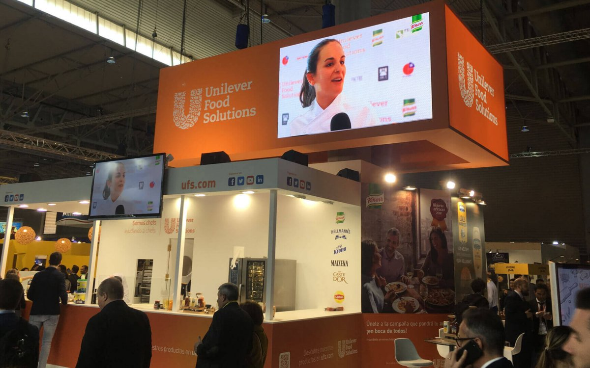 Unilever Showcooking